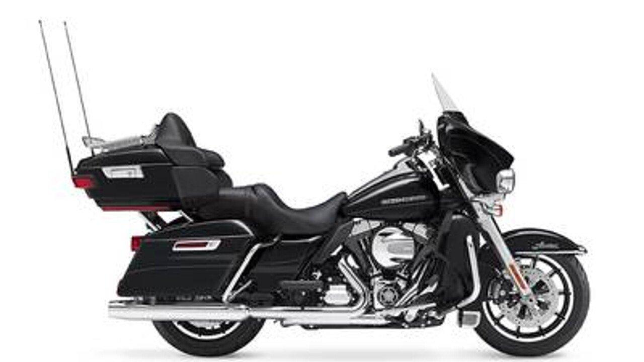 2016 Harley-Davidson Touring for sale 200642737
