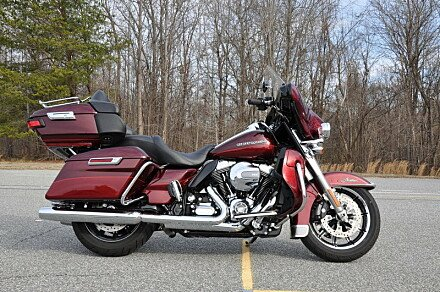 2016 Harley-Davidson Touring for sale 200475785