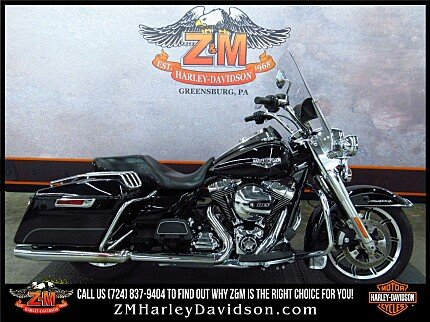 2016 Harley-Davidson Touring for sale 200508046