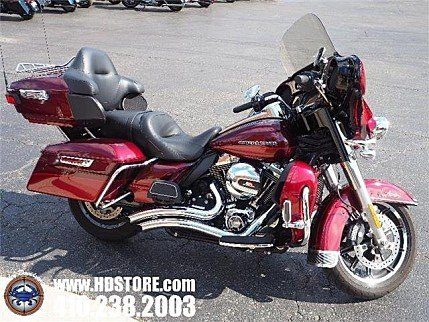 2016 Harley-Davidson Touring for sale 200550460