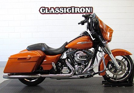 2016 Harley-Davidson Touring for sale 200575112