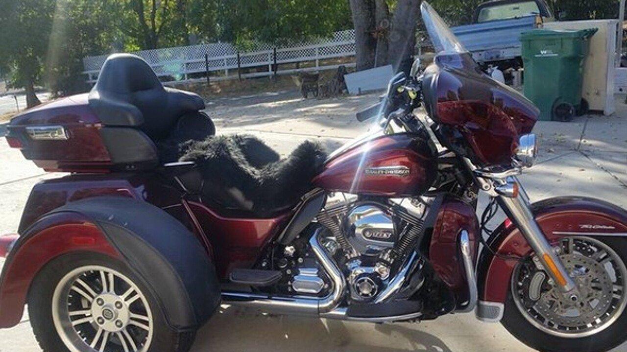 2016 Harley-Davidson Trike for sale 200530466