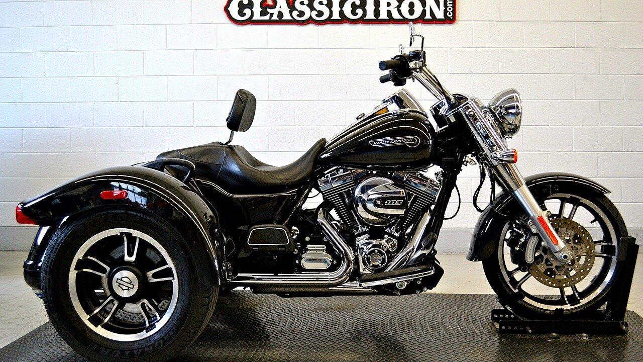 2016 Harley-Davidson Trike for sale 200558798