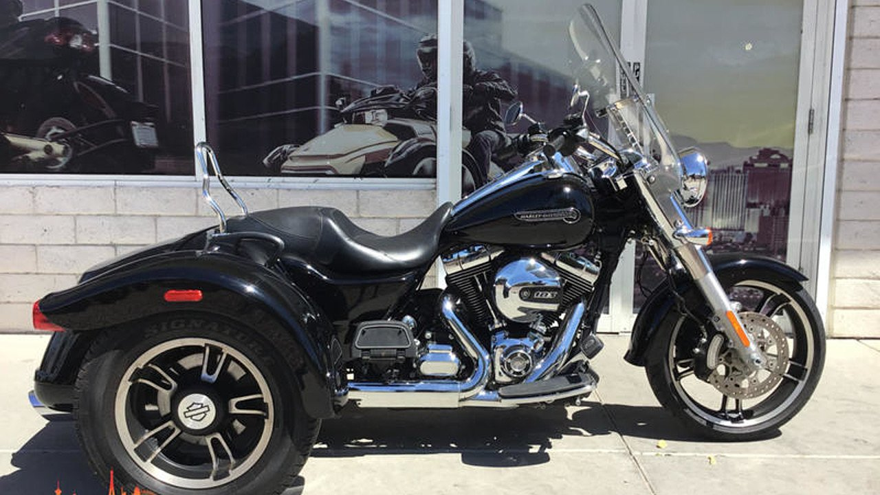 2016 Harley-Davidson Trike for sale 200622301