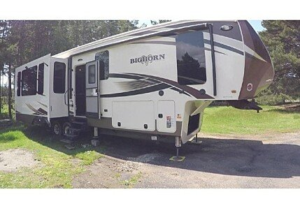 2016 Heartland Bighorn for sale 300164542