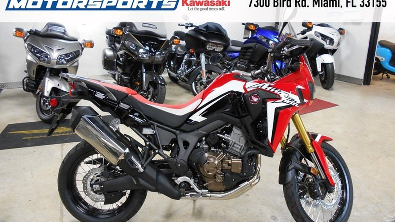 2016 Honda Africa Twin for sale 200403868