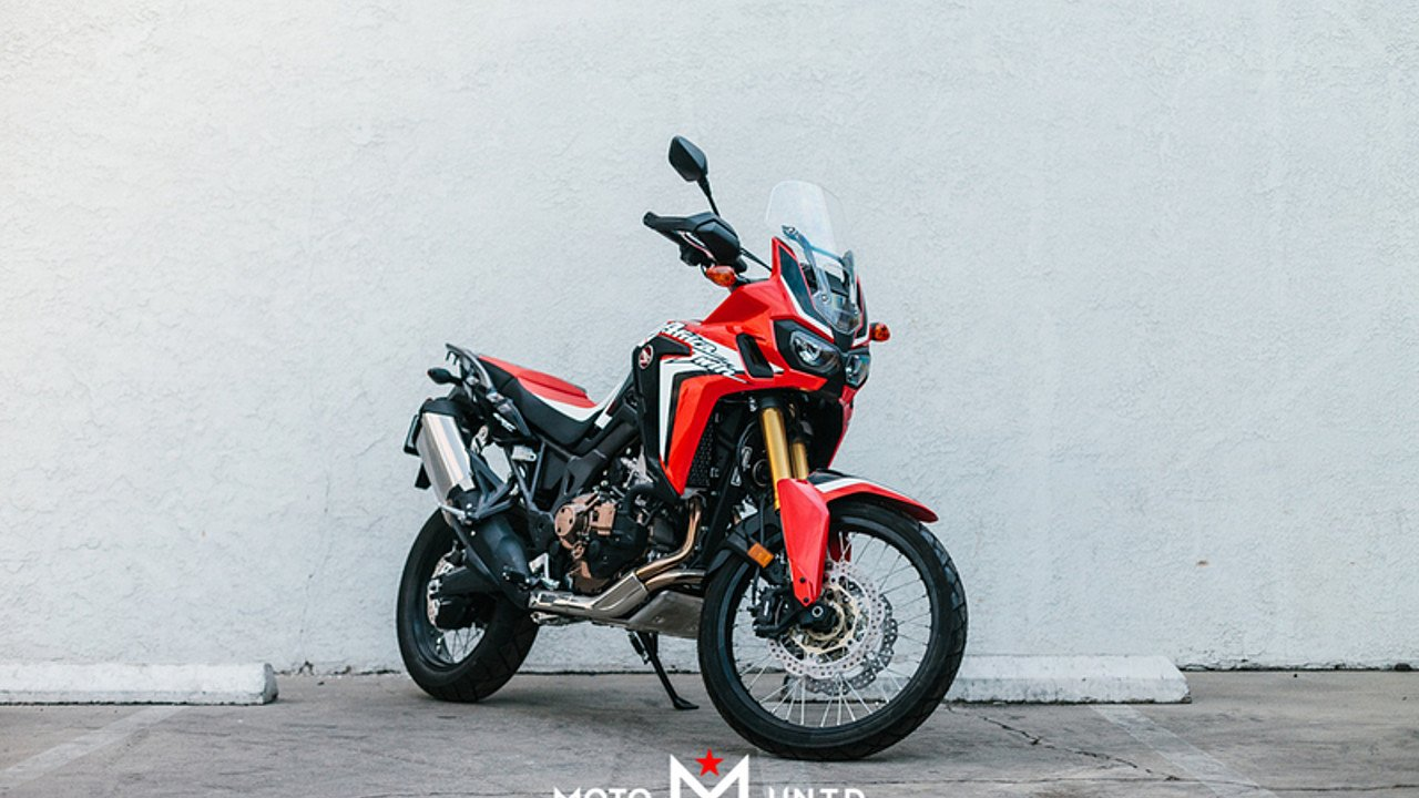 2016 Honda Africa Twin for sale 200502611