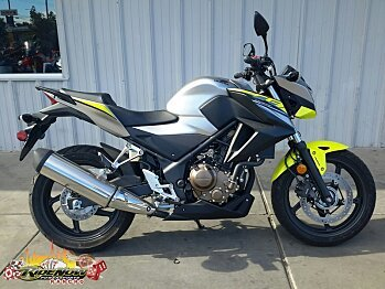 2016 Honda CB300F ABS for sale 200456524