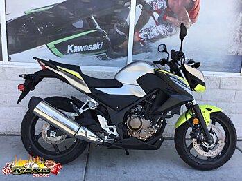 2016 Honda CB300F for sale 200605486