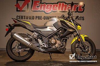 2016 Honda CB300F for sale 200661062