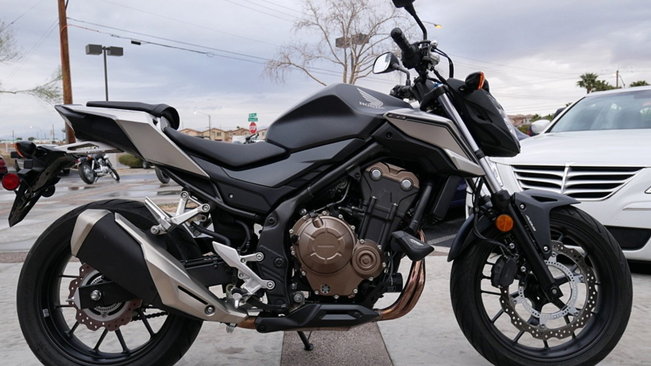 2016 Honda CB500F for sale 200547181