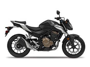 2016 Honda CB500F for sale 200553885