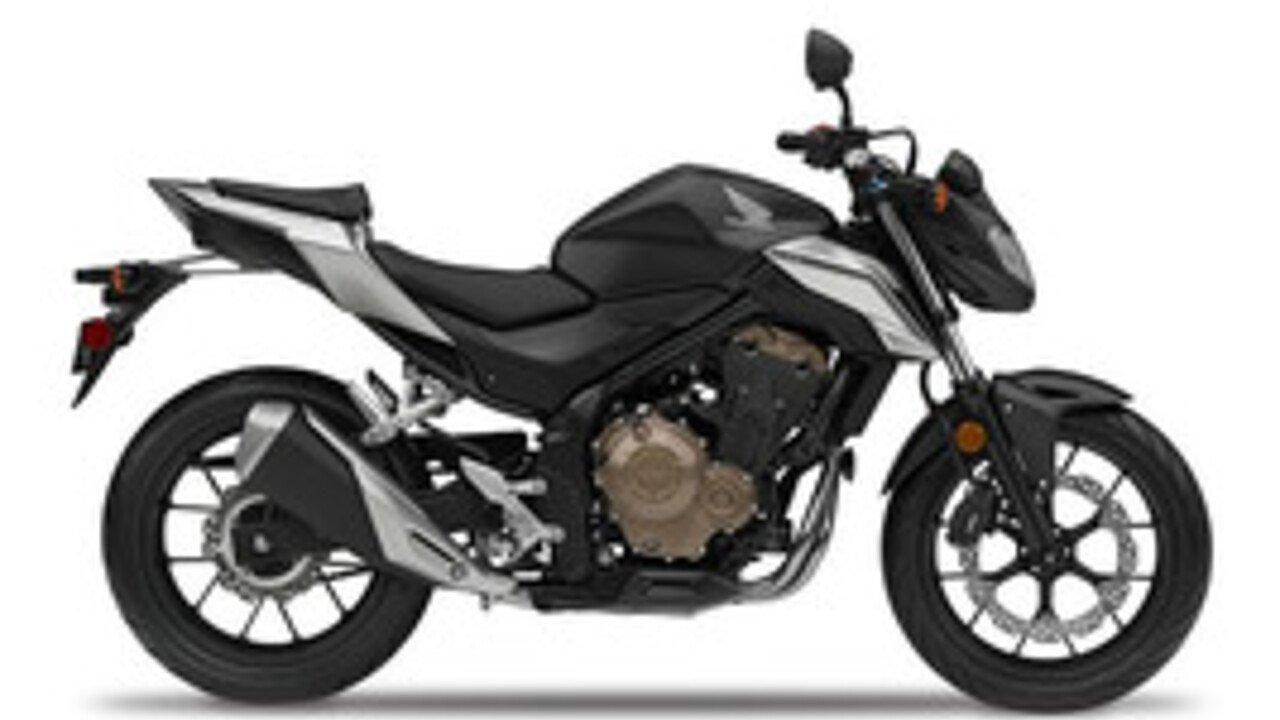 2016 Honda CB500F for sale 200554945