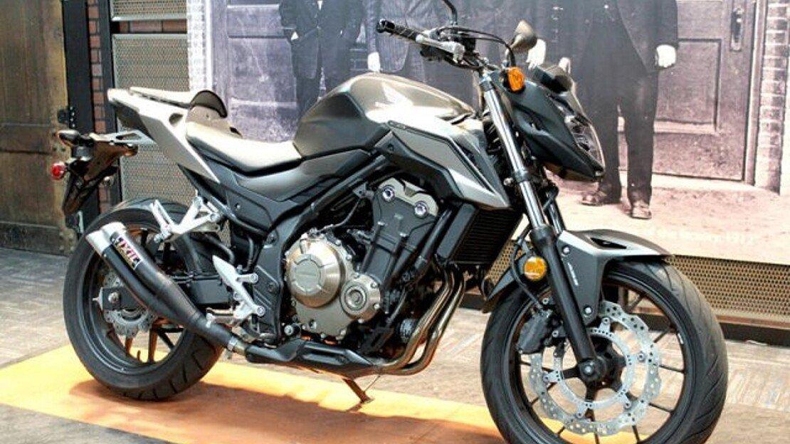 2016 Honda CB500F for sale 200622655