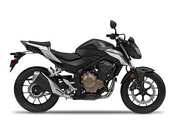 2016 Honda CB500F for sale 200628221