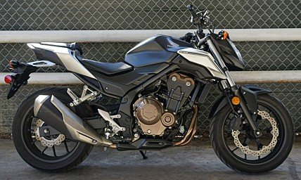 2016 Honda CB500F for sale 200570271