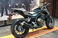 2016 Honda CB500F for sale 200622655
