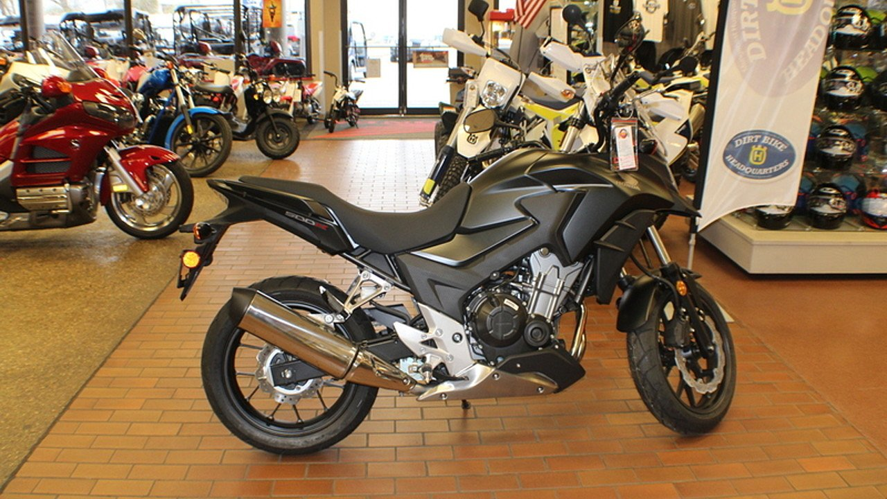 2016 Honda CB500X for sale 200435486