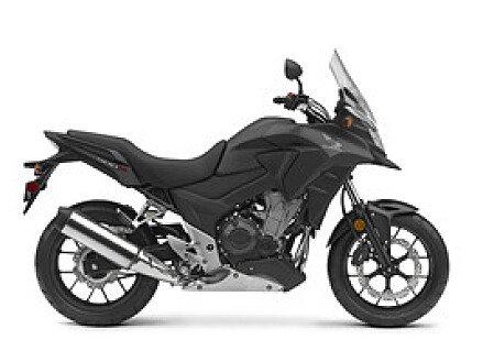 2016 Honda CB500X for sale 200346534