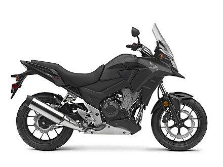 2016 Honda CB500X for sale 200435766