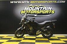 2016 Honda CB500X for sale 200537256