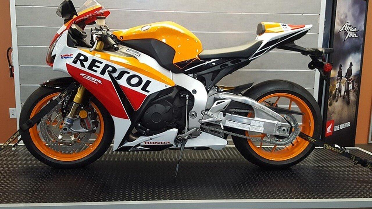 2016 Honda CBR1000R for sale 200357505