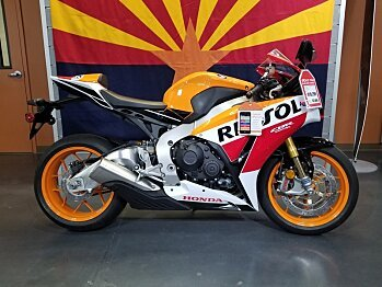 2016 Honda CBR1000R for sale 200357505