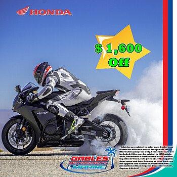 2016 Honda CBR1000RR for sale 200358648