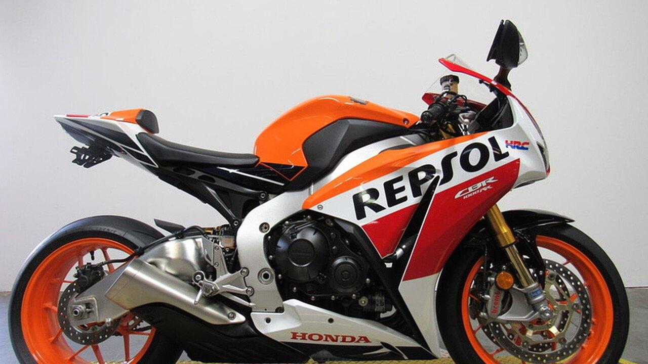 2016 Honda CBR1000RR for sale 200495914