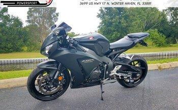 2016 Honda CBR1000RR for sale 200604589
