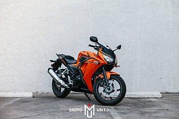 2016 Honda CBR300R for sale 200502445