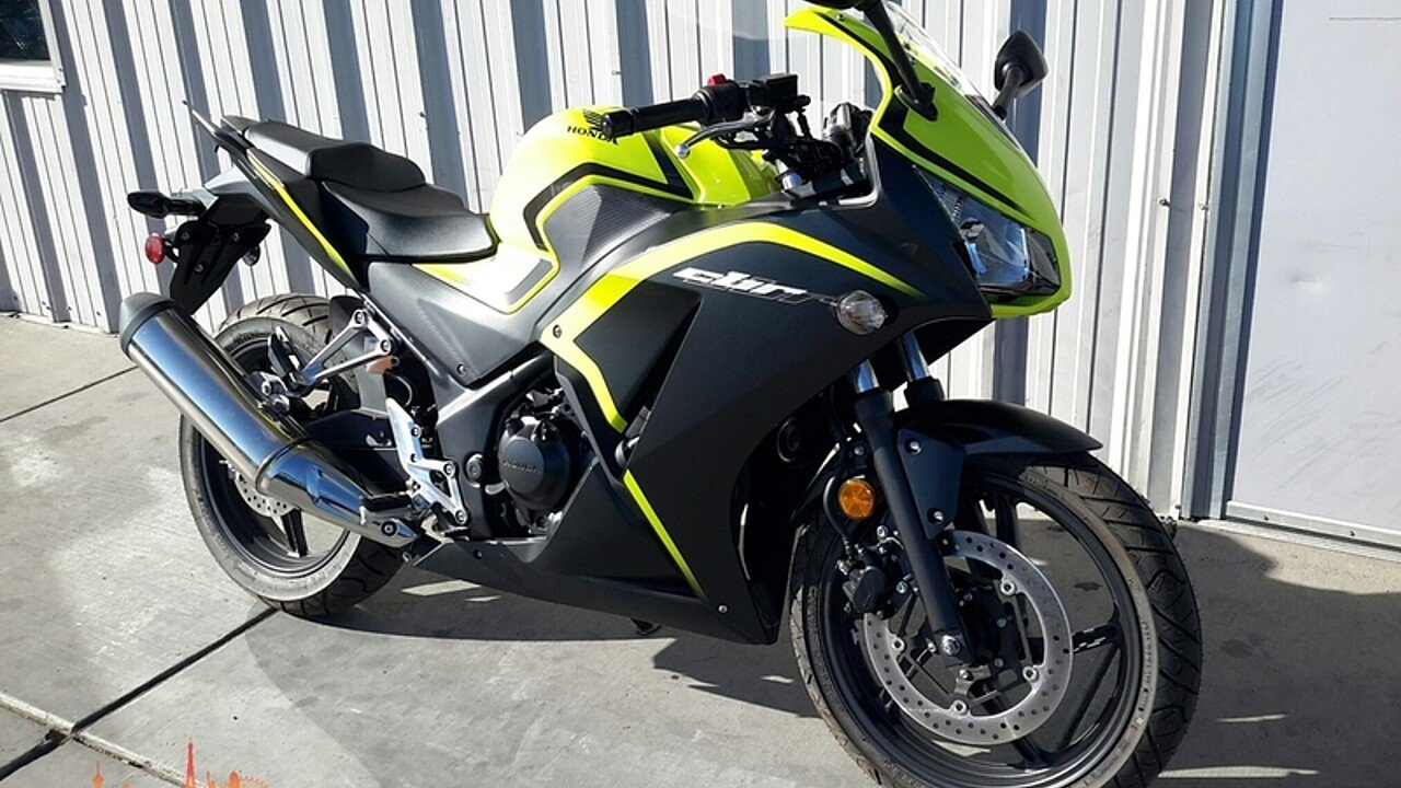 2016 Honda CBR300R for sale 200525635