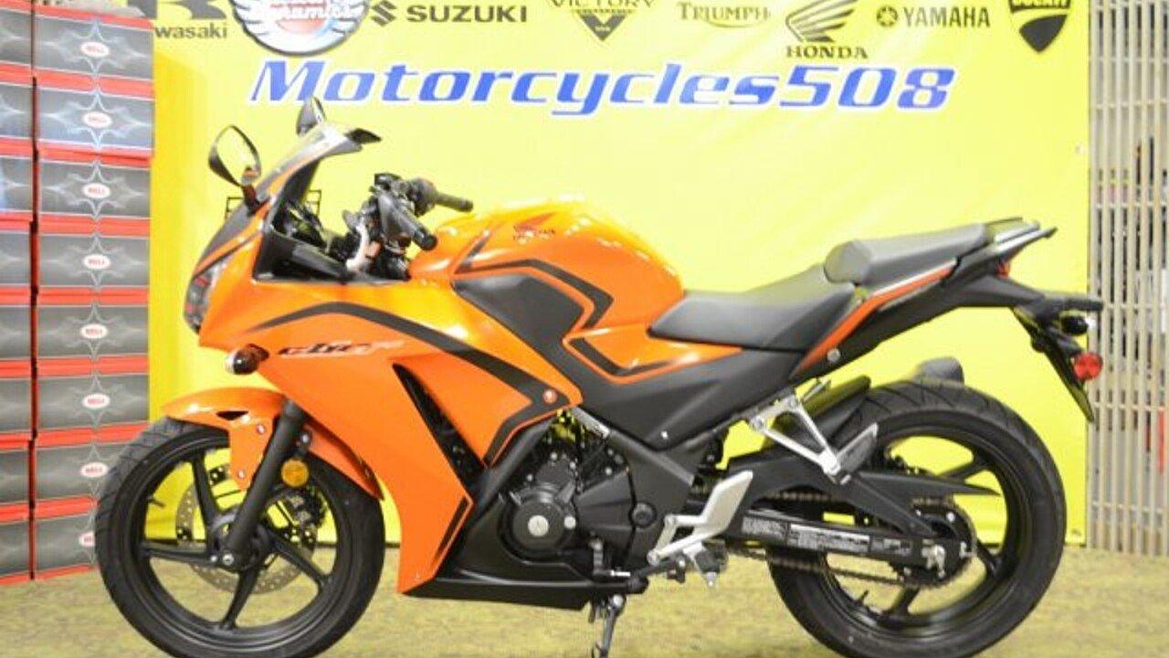 2016 Honda CBR300R for sale 200610279