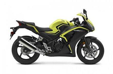 2016 Honda CBR300R for sale 200429520