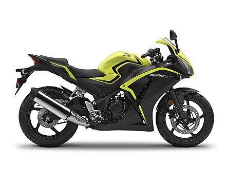 2016 Honda CBR300R for sale 200435773