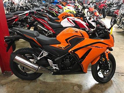 2016 Honda CBR300R for sale 200501769