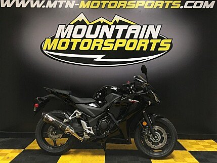 2016 Honda CBR300R for sale 200540745