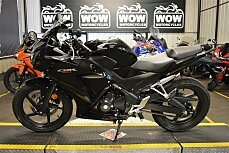2016 Honda CBR300R for sale 200616180