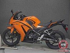 2016 Honda CBR300R for sale 200621521
