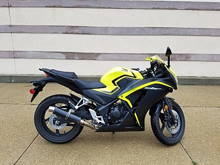 2016 Honda CBR300R for sale 200625710