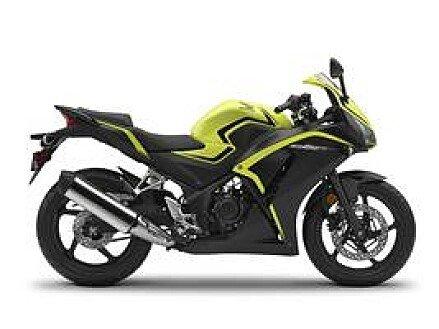 2016 Honda CBR300R for sale 200626181