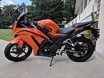2016 Honda CBR300R for sale 200628576