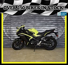 2016 Honda CBR300R for sale 200631973