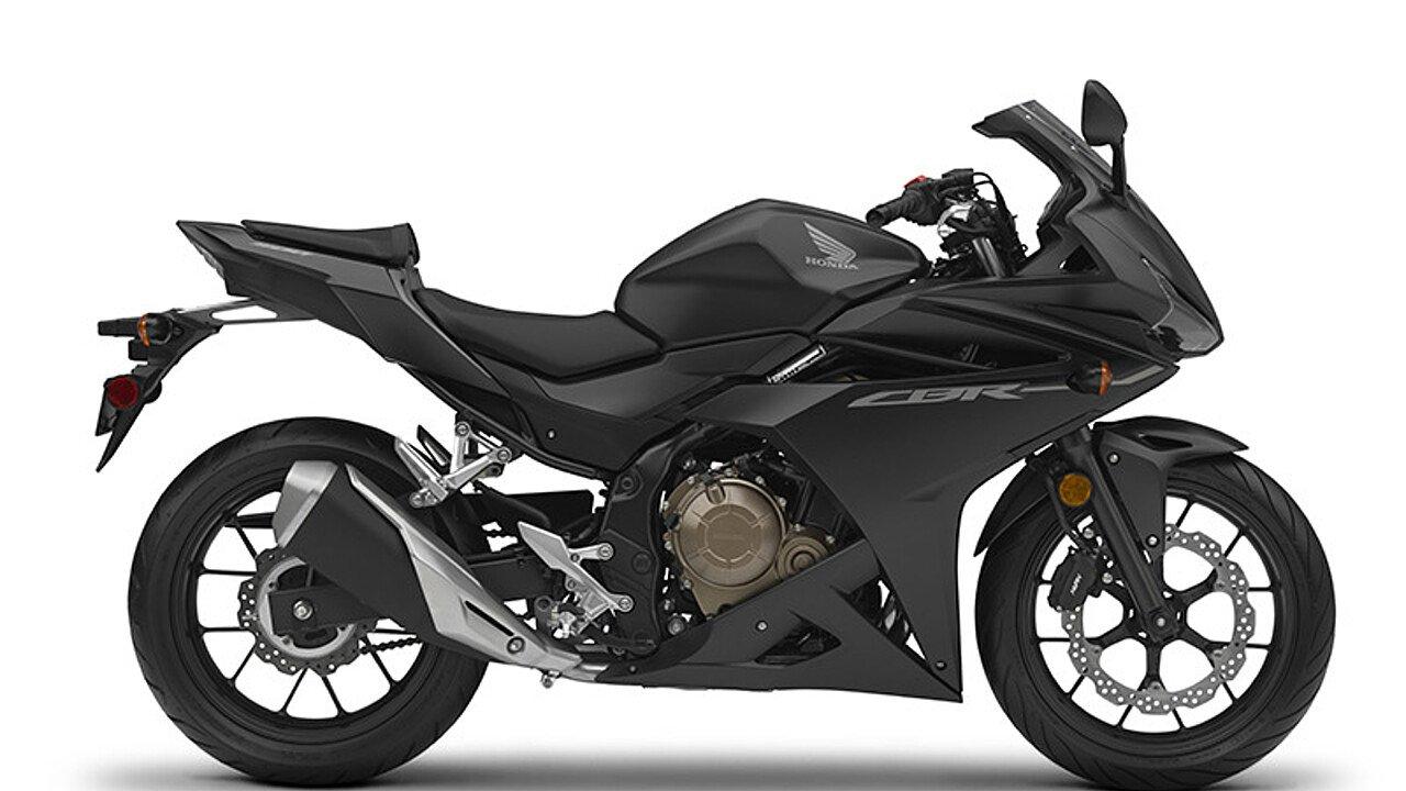 2016 Honda CBR500R for sale 200435770