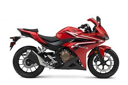 2016 Honda CBR500R for sale 200377217