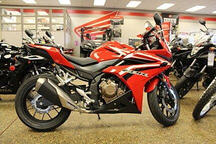 2016 Honda CBR500R for sale 200403727