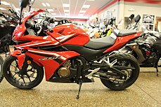 2016 Honda CBR500R for sale 200403727