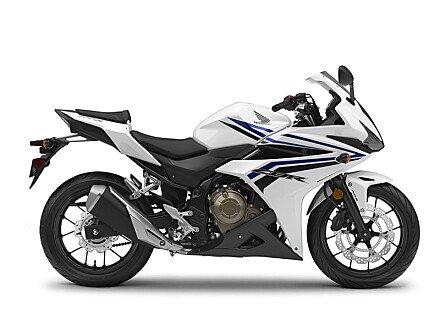 2016 Honda CBR500R for sale 200435772