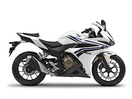 2016 Honda CBR500R for sale 200435927