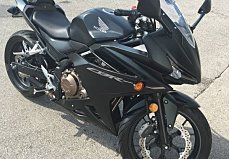 2016 Honda CBR500R for sale 200474077